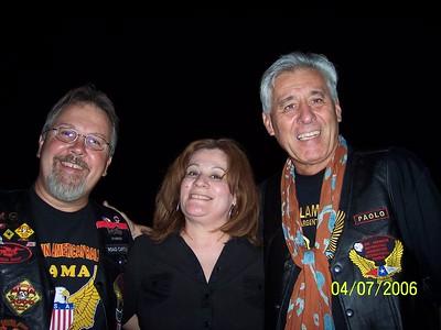 Robert Goss, Mindy, Paolo