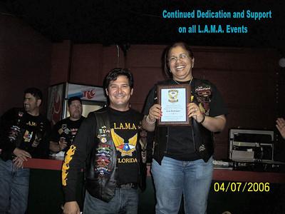 Award to Ivon