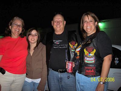 Eddie's family - Yvette