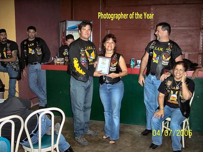 Award to Miriam