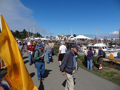 Port Townsand Wooden Boat Festival...2013