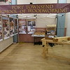 Port Townsend School of Woodworking Booth