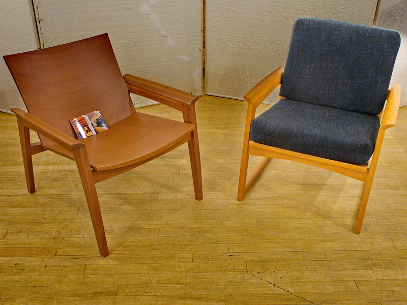 Michael Hamilton's Chairs