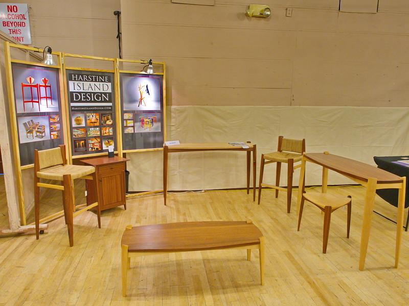 Bob Bonnett's Booth