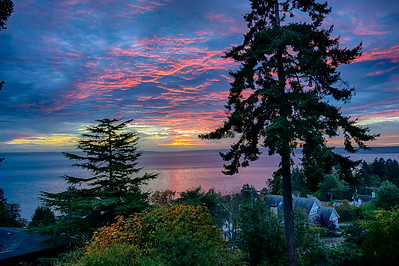12.     Port Townsend Sunrise 1