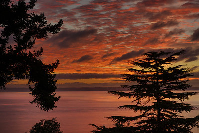 2.     September 24 sunrise from Port Townsend