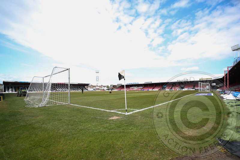 Grimsby Town v Port Vale 01/05/2021