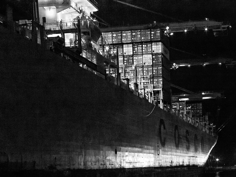 Cosco Nights bw