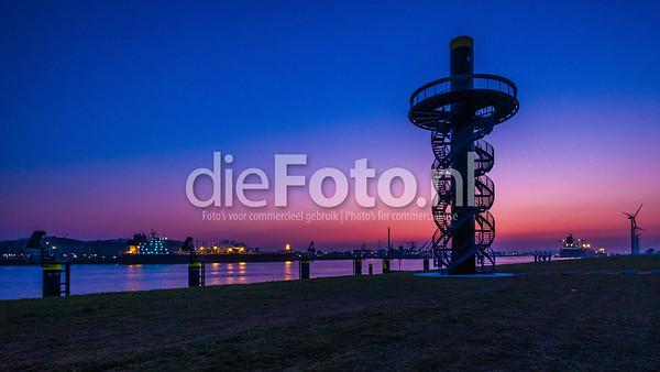 Uitkijktoren Paal 83 Rozenburg