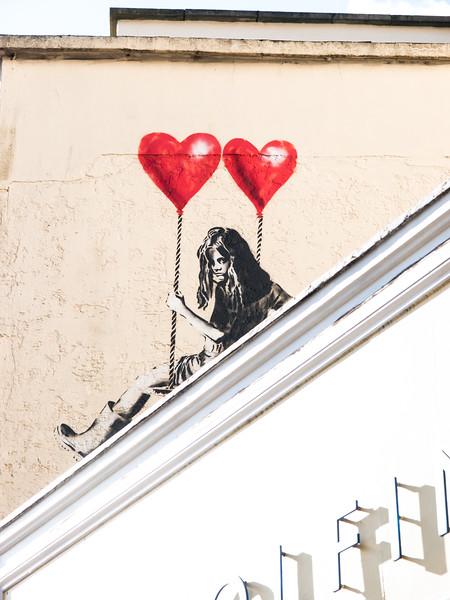 """""""Heart of Swings"""", Clifton"""