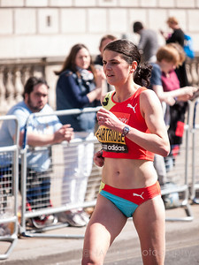London Marathon 2013 Partridge