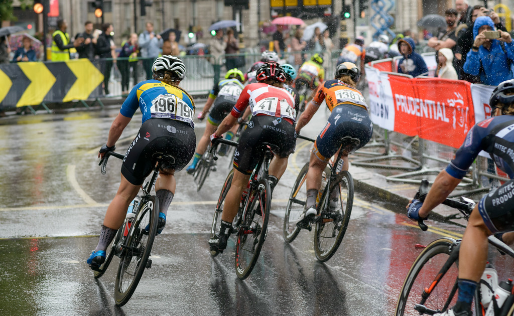 Prudential Ride London 2017 - Classique Road Race, Elite Women
