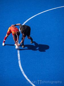 "Mens Blind Soccer Semi-Final - Iran vs China Paralympics London 2012 Games.  ""Penalty Shoot out""  Blind Mens Football Semi Final - China vs Iran  Olympus E3"