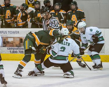 Hockey UofA Pandas vs UofS Huskies