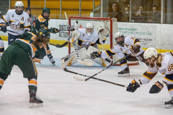 Hockey - UofA Pandas vs UBC Thunderbirds