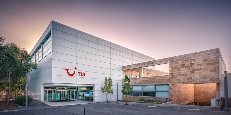 Tui office building