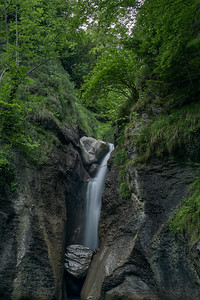 Cascada de Arrako