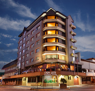 Hotel Don Luis / Puerto Montt