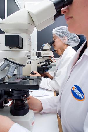 Biovac Laboratorio