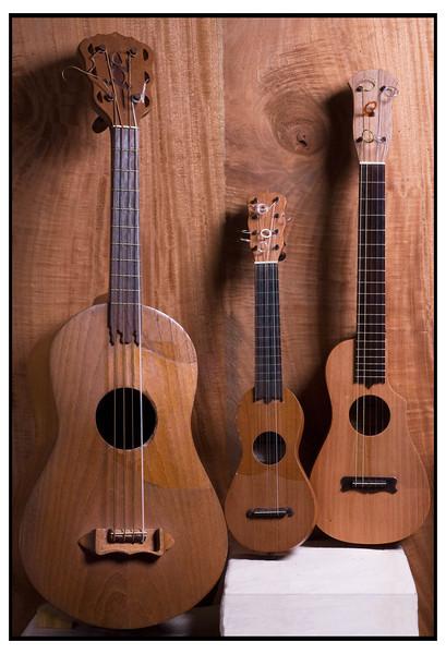 Leona, Jarana y Guitarra de Son - Laudero: Tacho Utrera
