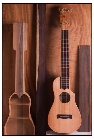Guitarra de Son de Cinco Cuerdas - Laudero: Tacho Utrera
