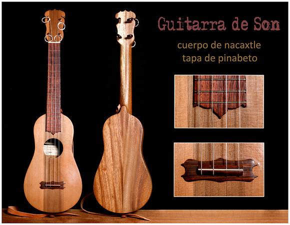 Guitarra de Son - Laudero: Tacho Utrera