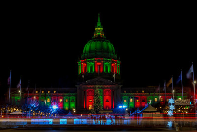 San Francisco Public Works - GSA  Holiday Party 2018