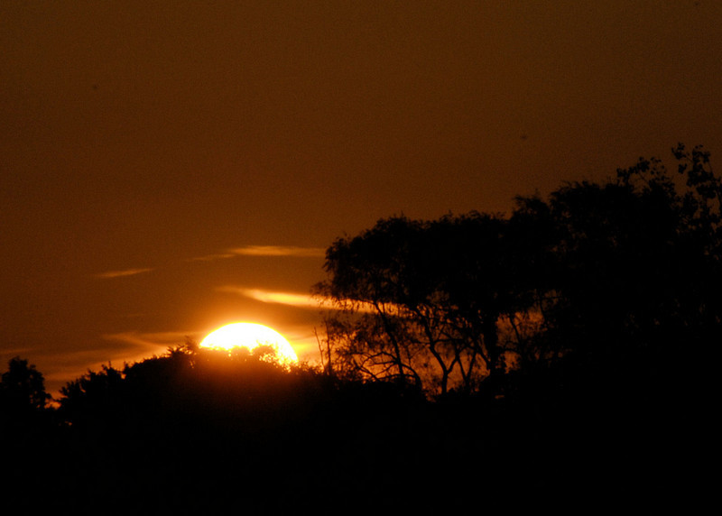 Sunrise, North Reservoir