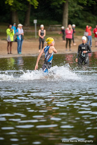 Portage Lakes Triathlon Swim Entry-8
