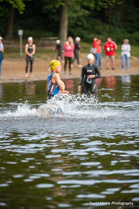 Portage Lakes Triathlon Swim Entry-9