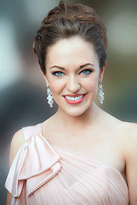 Broadway Actress Laura Osnes