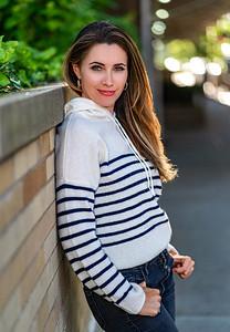 Actress Karis MacDougall