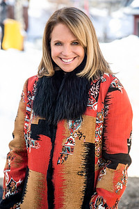 TV Personality Katie Couric