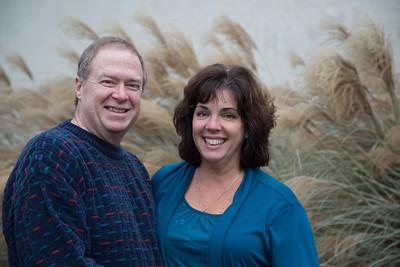Eric and Elizabeth