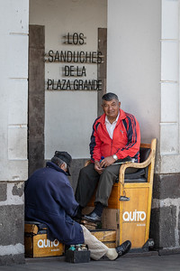 Shoeshine and a Smile