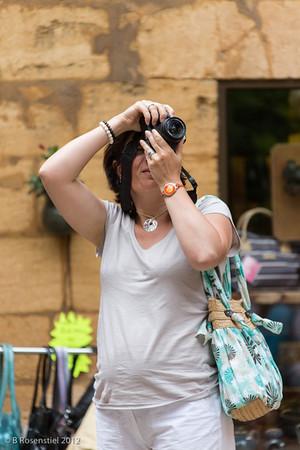 The Photographers, Sarlat, France, 2012
