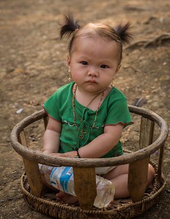Basket Girl