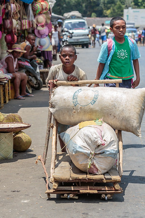 Antsampanana, Madagascar