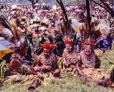 Shell Group, Hagen Show, Papua New Guinea, 2003