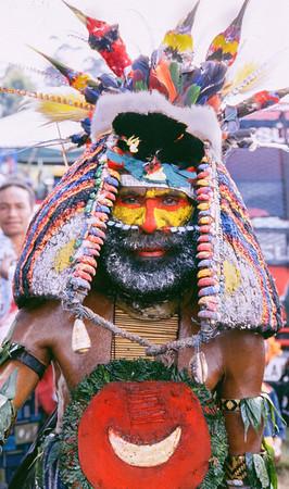 Lorikeets, Hagen Show, Papua New Guinea, 2003