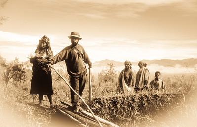 Highland Clan, Papua New Guinea, 2003