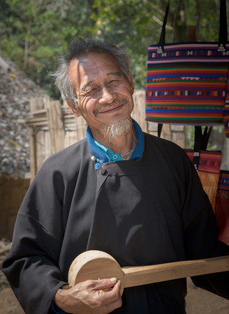 Instrument Maker, Lhisu Village