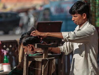 Al Fresco Barber