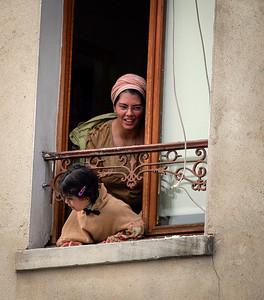 Window, Paris, France, 2006