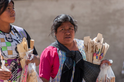 Vendors, Sunday Market, Tlacolula, Mexico, 2005