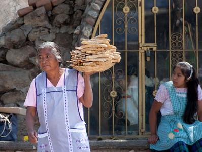Delivery, Sunday Market, Tlacolula, Mexico, 2005