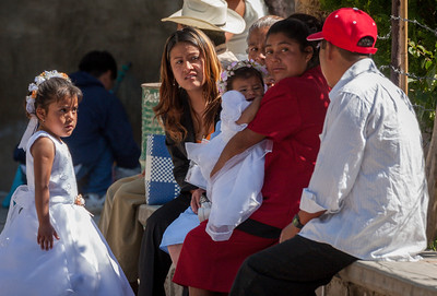 Communion, Sunday Market, Tlacolula, Mexico, 2006
