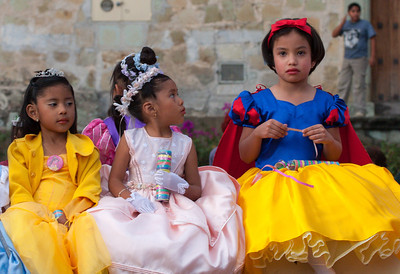 The Princesses, Oaxaca, Mexico, 2006