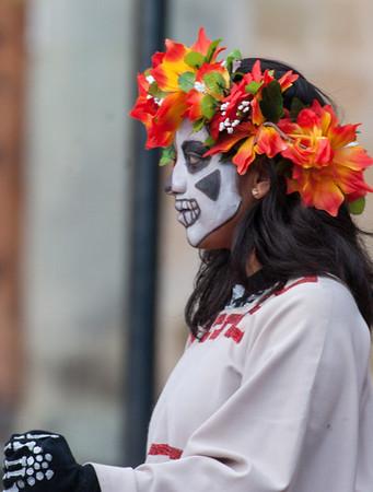 La Muerta, Oaxaca, Mexico, 2006