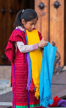 Colorful Rebosos